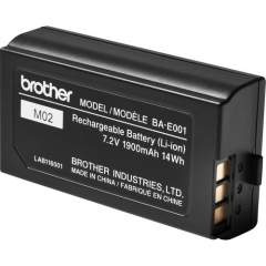 Brother Rechargeable Li-ion Battery Pack (BAE001)