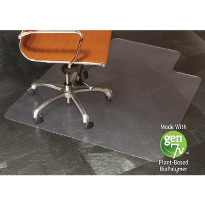 ES Robbins E.S.ROBBINS Natural Origins Standard Lip Hard Floor Chairmat (143002)