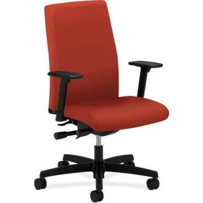 HON Ignition Mid-Back Task Chair, Arms (IW104CU42)