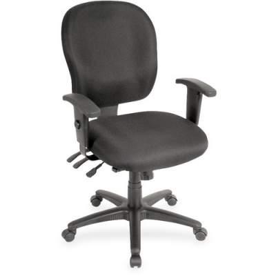 Lorell Adjustable Waterfall Design Task Chair (33100)