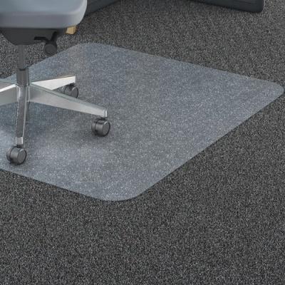 Lorell Rectangular Straight Edge Carpet Chairmats (69705)