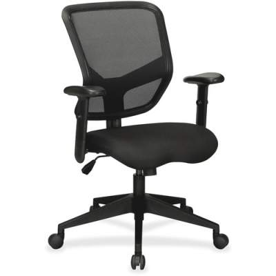 Lorell Executive Mesh Mid-Back Chair (84565)