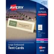 Avery Laser, Inkjet Tent Card (5915)