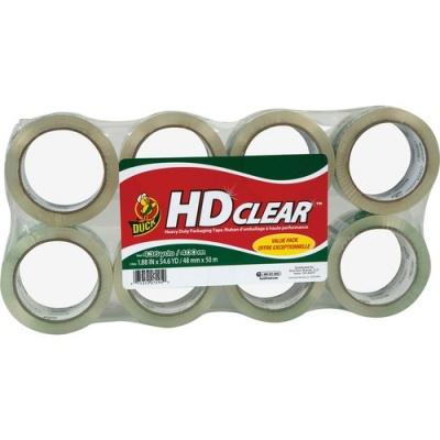 Shurtech Brands Duck Brand HD Clear Packing Tape (282195)
