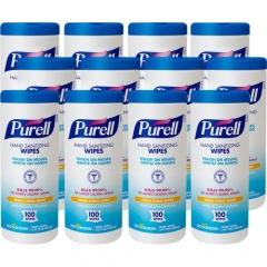 PURELL Textured Sanitizing Wipes (911112CT)
