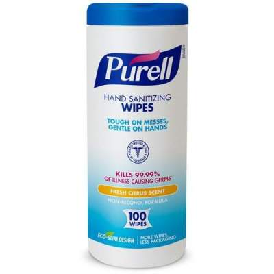 PURELL® Textured Sanitizing Wipes
