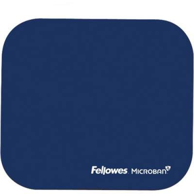 Fellowes Microban Mouse Pad - Blue (5933801)