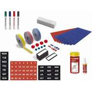 MasterVision Professional Magnetic Board Accessory Kit (KT1317)