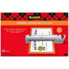 Scotch Thermal Laminator Pouches (TP385625)