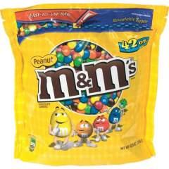 M & M's Peanut Chocolate Candies (SN32437)