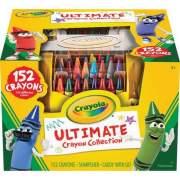 Crayola Ultimate 152 Crayon Collection (520030)