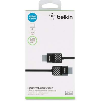 Belkin HDMI Cable (AV10090BT12)