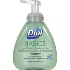 Dial Basics HypoAllergenic Foam Hand Soap (98609CT)