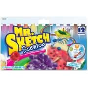 Mr. Sketch Scented Watercolor Markers (1905069)