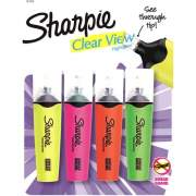 Sharpie Clear View Highlighters Set (1912769)