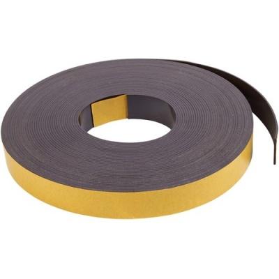 """Bi-silque MasterVision 1""""x50' Adhesive Magnetic Tape (FM2021)"""