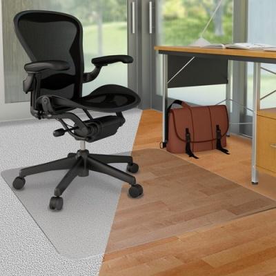 Deflecto DuoMat Carpet/Hard Floor Chairmat (CM23232DUO)
