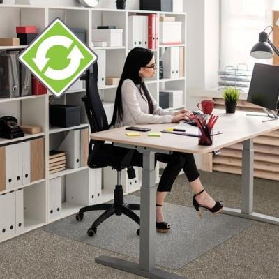 Floortex Ecotex Evolutionmat Standard Pile Chair Mat (ECO113648EP)