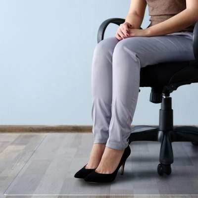 Floortex Cleartex Megamat Hard Floor/All Pile Chair Mat (M12895ER)