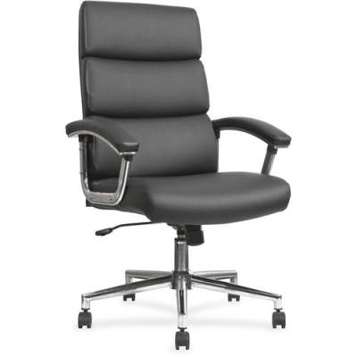 Lorell Leather High-back Chair (20018)