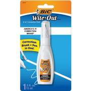 Wite-Out Wite Out 2-in1 Correction Fluid (WOPFP11)