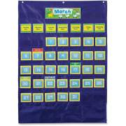 Carson-Dellosa Publishing Carson-Dellosa Grade PreK-5 Deluxe Calendar Pocket Chart (158156)