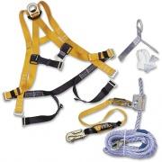 Honeywell Titan Roofing Fall Protection Kit (TRK4000U50)