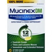 Mucinex DM Cough Tablets (05640)