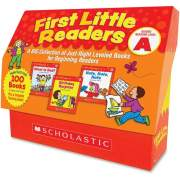 Scholastic Res. Level A 1st Little Readers Book Set Printed Book by Deborah Schecter (0545223016)