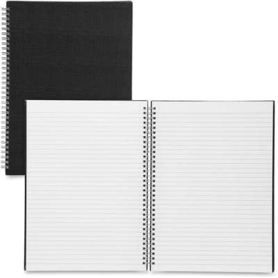 Sparco Products Sparco Twin - wire A4 Linen Notebook - A4 (17708)