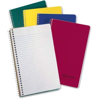 TOPS Oxford 3-subject Small Wirebound Notebook (25447)