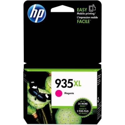 HP 935XL High Yield Magenta Original Ink Cartridge (C2P25AN)