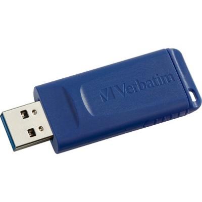 Verbatim 64GB USB Flash Drive - Blue (98658)