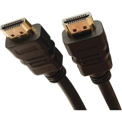Tripp Lite Standard Speed HDMI Cable with Ethernet Digital Video with Audio (M/M) 50ft (P569-050)
