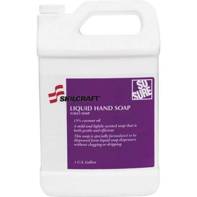 National Industries For the Blind SKILCRAFT Bathroom Dispenser Liquid Hand Soap (2280598CT)