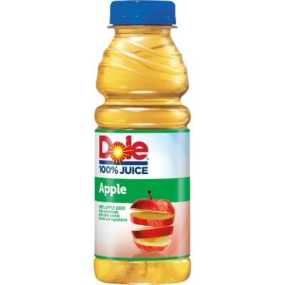 PepsiCo Dole Bottled Apple Juice (123365)