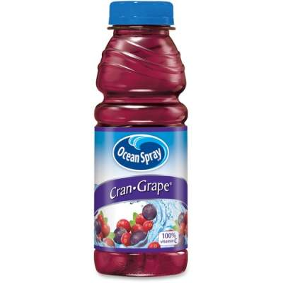 PepsiCo Ocean Spray Cran-Grape Juice Drink (70193)