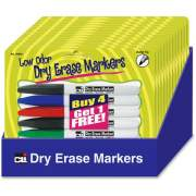 CLI Dry Erase Markers Set Display (76840ST)