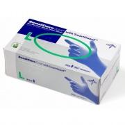 Medline SensiCare Ice Blue Nitrile Exam Gloves (MDS6803)