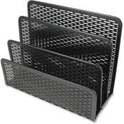 Artistic 3-compartment Punched Metal Letter Sorter (ART20003)