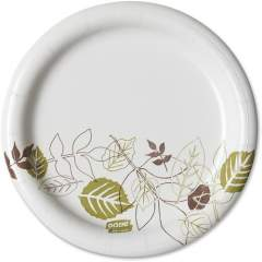 Dixie Ultra Pathways Heavyweight Paper Plates by GP Pro (SXP6PATHCT)