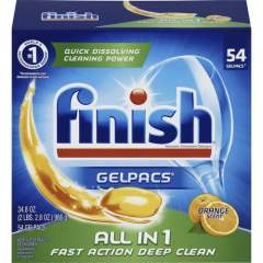 FINISH All-n-1 Detergent Gelpacs (81181)