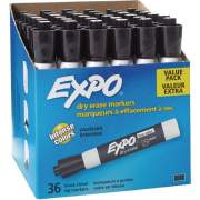 EXPO Low-Odor Dry Erase Chisel Tip Markers (1920940)