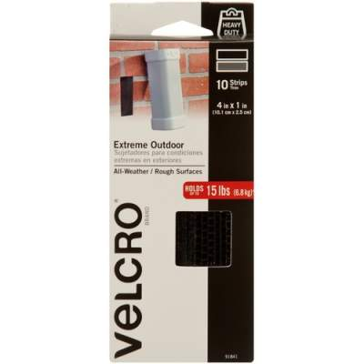 VELCRO Brand Industrial-strength Extreme Strips (91841)