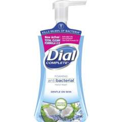 Dial Complete Coconut Water Foam Hand Wash (09315)