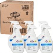 Clorox Healthcare Bleach Germicidal Cleaner Spray (68970)