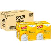 Clorox Glad Strong Tall Kitchen Trash Bags (78526CT)
