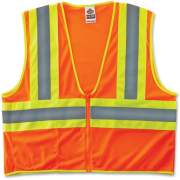 Tenacious Holdings GloWear Class 2 Two-tone Orange Vest (21303)