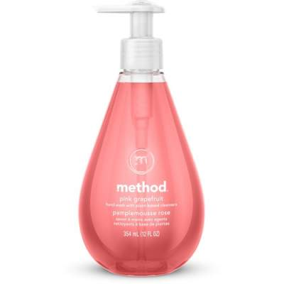 Method Pink Grapefruit Gel Hand Wash (00039)
