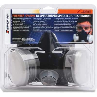 Honeywell Premier OV/N95 Half Mask Respirator (5501N95M)